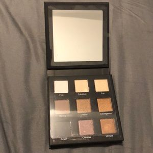 Realher shadow palette be your own kind of beauty